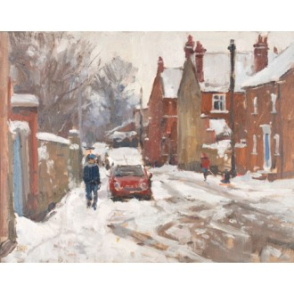 David Pilgrim, Mill Lane Stony Stratford